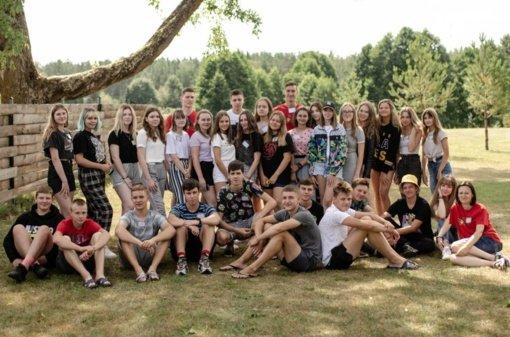 Lazdijuose startavo Jaunimo savanoriškos tarnybos programa