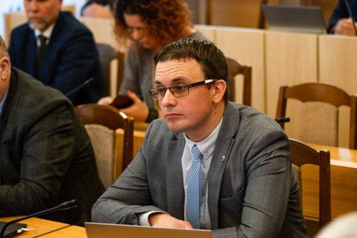 Trečiadienį – Panevėžio miesto savivaldybės tarybos posėdis