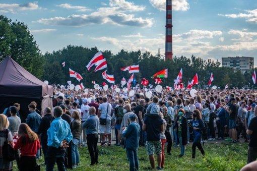 A. Zananavičius: Europos vadovai turi pademonstruoti solidarumą su Baltarusijos visuomene