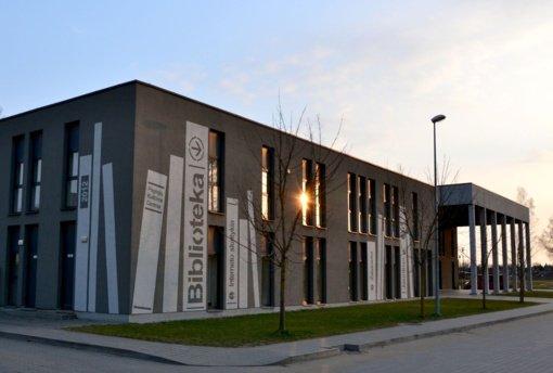 Apdovanota Pagėgių savivaldybės Vydūno viešoji biblioteka