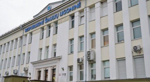 Daugiausia naujų koronaviruso atvejų patvirtinta Respublikinėje Šiaulių ligoninėje