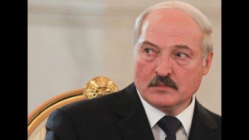 A. Lukašenka prisaikdintas Baltarusijos prezidentu