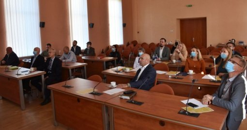 Varėna – susitikimas su verslininkų bendruomene