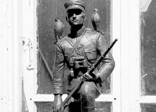 Kartu galime daugiau: Merkinė kviečia prisidėti kuriant paminklą Adolfui Ramanauskui-Vanagui
