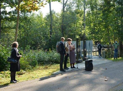 Biržuose paminėta Lietuvos žydų genocido atminimo diena