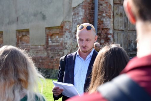 Linkuvoje paminėta Lietuvos žydų genocido diena