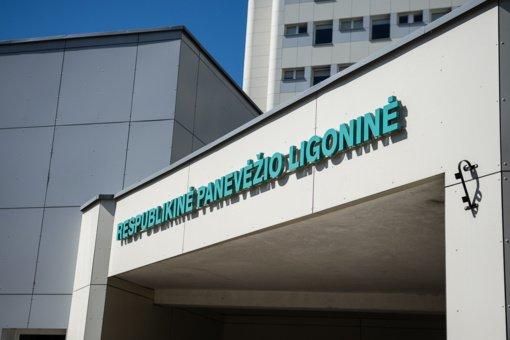 Respublikinėje Panevėžio ligoninėje – koronaviruso atvejis