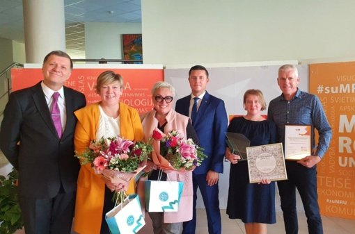 Raudondvario miestelio bendruomenė įvertinta respublikiniame konkurse