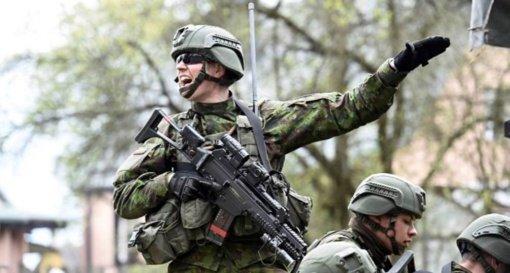 Marijampolėje vyks karinės pratybos