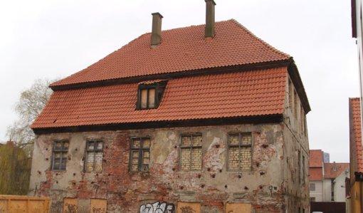 Įžūlūs paveldo griovėjai Klaipėdoje turės atlyginti žalą