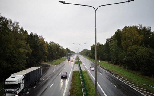 Pradedamas antrasis valstybinės reikšmės kelių apšvietimo modernizavimo etapas