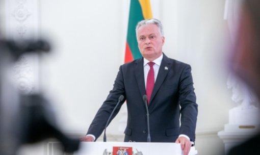 Prezidentūra: Baltijos šalys išplės sankcijas Baltarusijos režimo pareigūnams