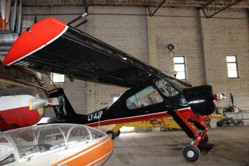 Telšių aerodromas perduotas savivaldybės priežiūrai