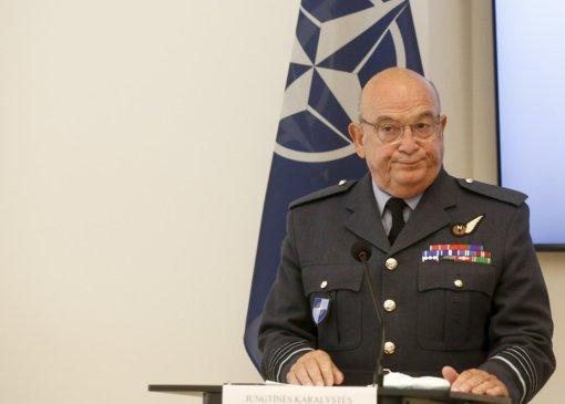 Lietuvai – NATO karinio komiteto pirmininko padėka už advokatavimą Baltarusijos tautai