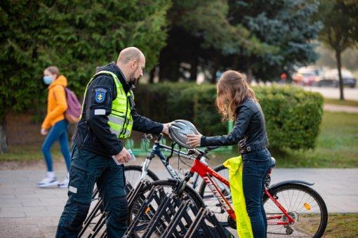 Policija primena – saugumu keliuose rūpintis privalo kiekvienas eismo dalyvis