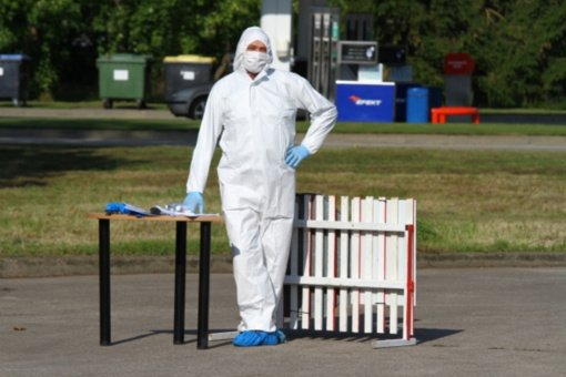 Aktuali informacija apie koronavirusą Akmenėje