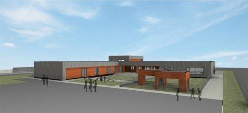 Kitą rudenį Klaipėdos rajone duris turėtų atverti nauja mokykla