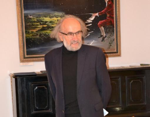 Rietavo Oginskių kultūros istorijos muziejuje atidaryta nauja paroda