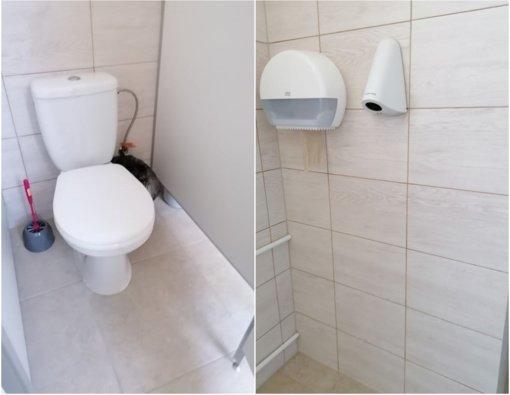 Higienos priemonių stygius Molėtų progimnazijoje: pasigedo tualetinio popieriaus