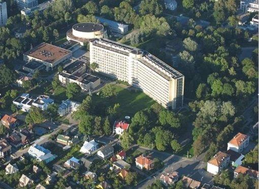 """Paskelbtas pakartotinis buvusios """"Nemuno"""" sanatorijos pastatų elektroninis aukcionas (vaizdo įrašas)"""