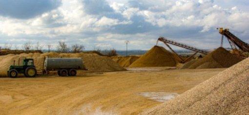 Pradedamas rengti Vilniaus rajono Pašilių telkinio smėlio ir žvyro išteklių dalies naudojimo planas