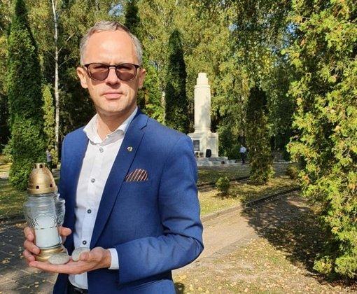 Šakiuose paminėta Lietuvos žydų genocido diena