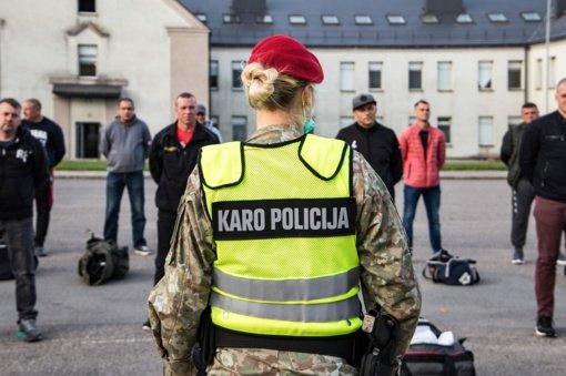 Lietuvos kariuomenės Karaliaus Mindaugo husarų batalione žinias ir įgūdžius atnaujins per 150 rezervo karių