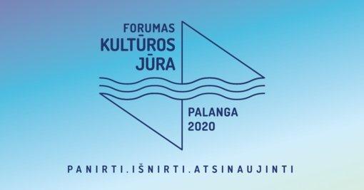 """Pirmą kartą Palangoje rengiamas forumas """"Kultūros jūra"""""""