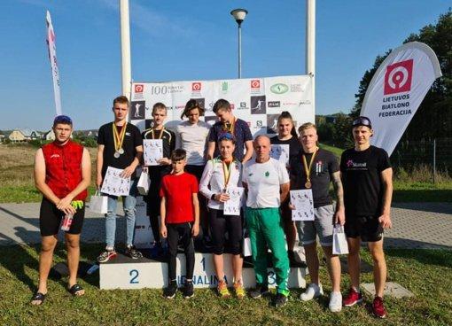 Ignalinoje – įsimintini biatlonininkų pasirodymai