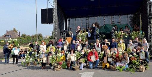 Šilalėje šurmuliavo tradicinė žemdirbių šventė
