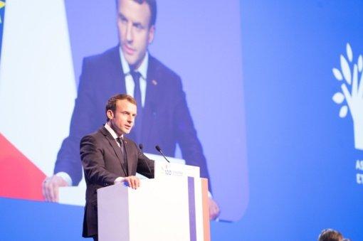 Į Lietuvą atvyko Prancūzijos prezidentas Emmanuelis Macronas