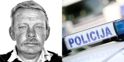 Policija ieško iš ligoninės pasišalinusio ir be žinios dingusio vyro