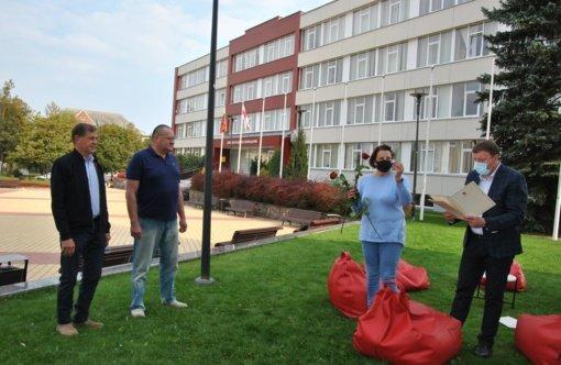 Įteikti Joniškio rajono garbės ambasadoriaus ženklai