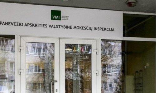 Apie 12 tūkst. Panevėžio ir Utenos apskričių gyventojų sulauks VMI laiškų