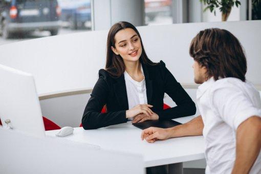 Kokie esame klientai ir ką dėl mūsų daro įmonės?