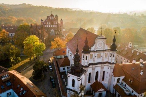 Vilniaus miesto garbės piliečio vardo suteikimo ceremoniją kviečiame stebėti ir tiesiogiai