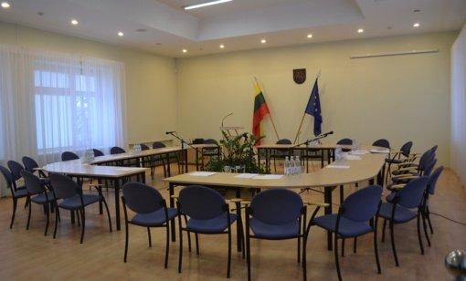 Rugsėjo Tarybos posėdyje priimti sprendimai