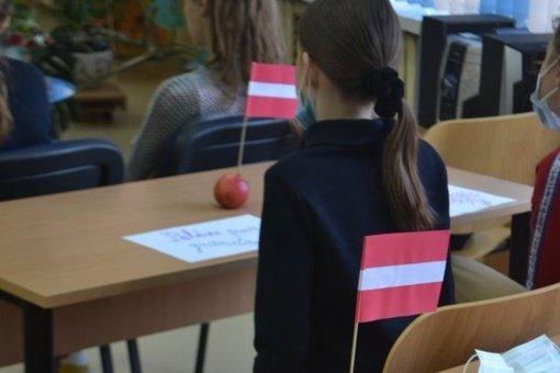 Daugiau kaip 1000 skaitytojų atvertė latvių knygas