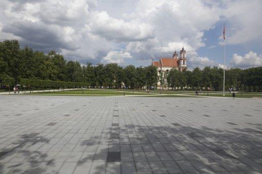 Seimo Kultūros komitetas nutarė neklausti Vyriausybės nuomonės dėl Lukiškių aikštės