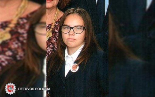 Policija prašo pagalbos: Panevėžio rajone iš namų išėjo ir dingo be žinios nepilnametė