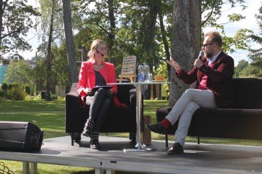 R. Zemkauskas. Pasakojimai keičia gyvenimą, kuris atsispindi mūsų balse
