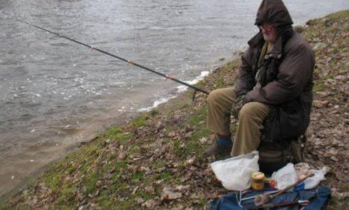 Ant Šventosios upės kranto iškils paminklas žvejui Albinui