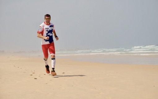 """Aido Ardzijausko bėgimas: """"Aplink pasaulį – su Lietuva širdyje"""""""