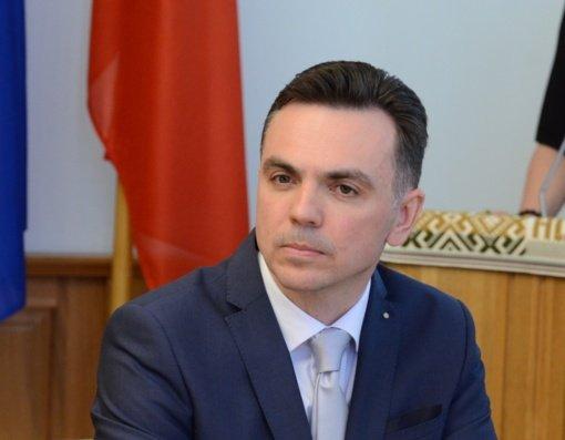 Interpeliacija pavyko: vicemeras Š. Klėgeris atleistas dėl nepasitikėjimo