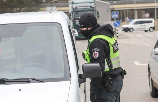 Koronavirusas Šiaulių policijoje – situacija kontroliuojama