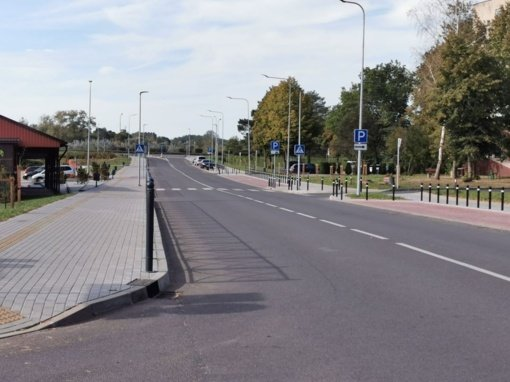 Jurbarke ir rajone tvarkomi keliai bei gatvės