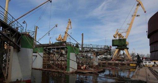 Kaip gyvena Kruizinių laivų terminalas be laivų?