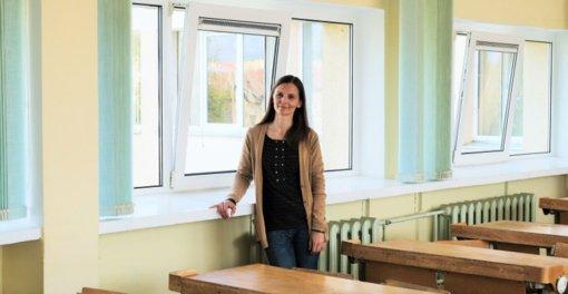 """Biologijos mokytoja R. Ononigvė: """"Mokytojas turėtų būti nesuderinamų savybių derinys"""""""
