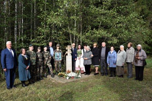 Paminėtos Stepono Giedriko-Giriečio 95-osios gimimo metinės