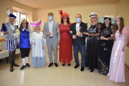 Marijampolėje paminėta Tarptautinė kurčiųjų diena